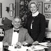 Jackie and Tony 1980s