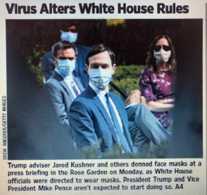 White House alters rules photo