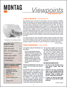 Viewpoints Q3 2021 Front Page